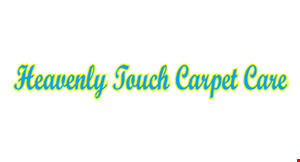 Heavenly Touch Carpet Care logo
