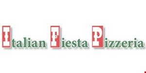 Italian Fiesta Pizza logo
