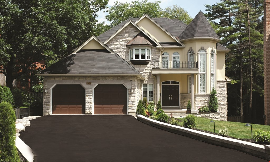 Product image for A  . Macchione Brothers $100 off any new driveway installation of $3000 or more.