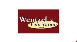 Wentzel Fabrication logo