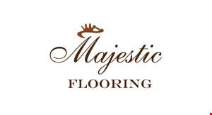 Majestic  Flooring logo
