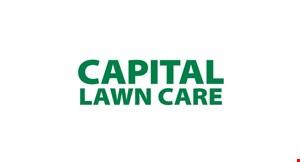 Capital Lawn Care & Maintenance, LLC logo