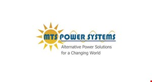 Mts Power Systems logo