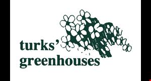 Turks' Greenhouses logo