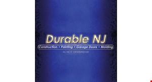 Durable NJ logo