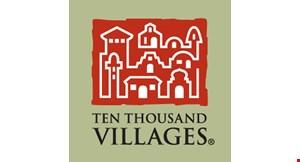 Ten Thousand Villages - Pittsburgh logo