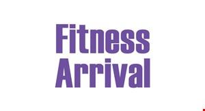Fitness Arrival logo