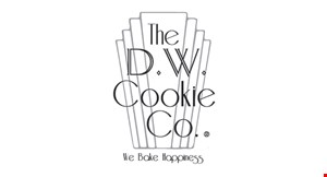 The D.W. Cookie Co. logo