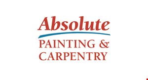 Absolute Painting and Carpentry logo