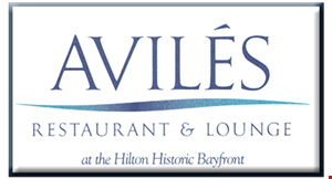 Product image for Aviles Restaurant & Lounge $10 off purchase of $50 or more