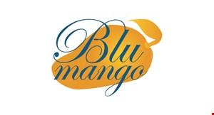 Blu Mango Grill logo
