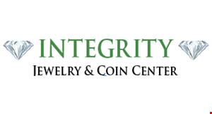 Integrity Jewelry & Coin Center logo