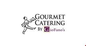 Product image for GOURMET CATERING BY GIOFANO'S $15.99 + tax 2 Cheesesteaks & 1 Order of French Fries.
