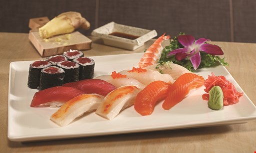 Product image for Blowfish 10% off party of 2 or more all-you-can-eat sushi