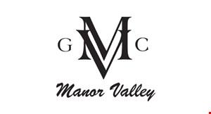 Manor Valley Golf Course logo