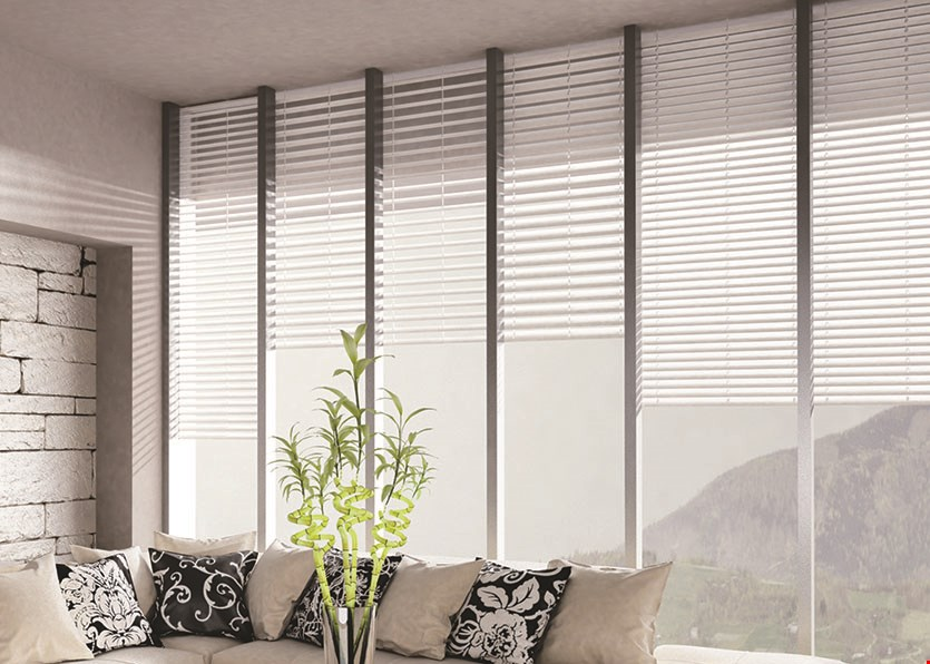 Product image for Palace Interior BUY 1 BLIND, GET 1 FREE Free Estimates · Free Installation.