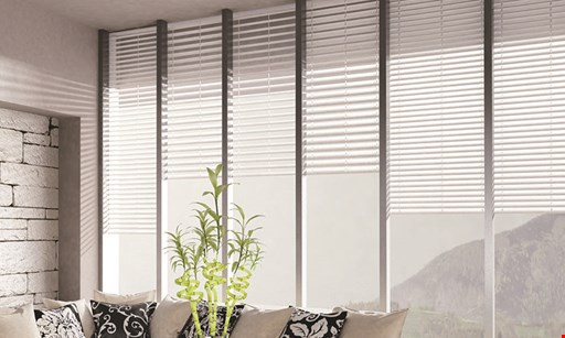 Product image for Palace Interior Free motorized remote controlled blind