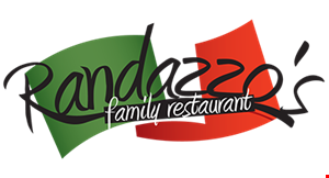 Product image for Randazzo's Family Restaurant $10 OFF plate dinner only buy 1, get $10 off second plate on Menu under House Specials, Seafood and Plates ONLY. DINE IN ONLY.