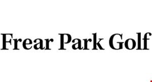 Frear Park Municipal Golf Course logo