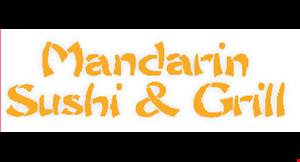 Mandarin  Sushi & Grill logo