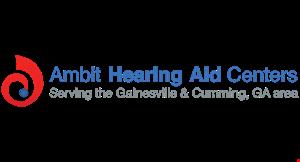 Ambit Hearing Aids logo