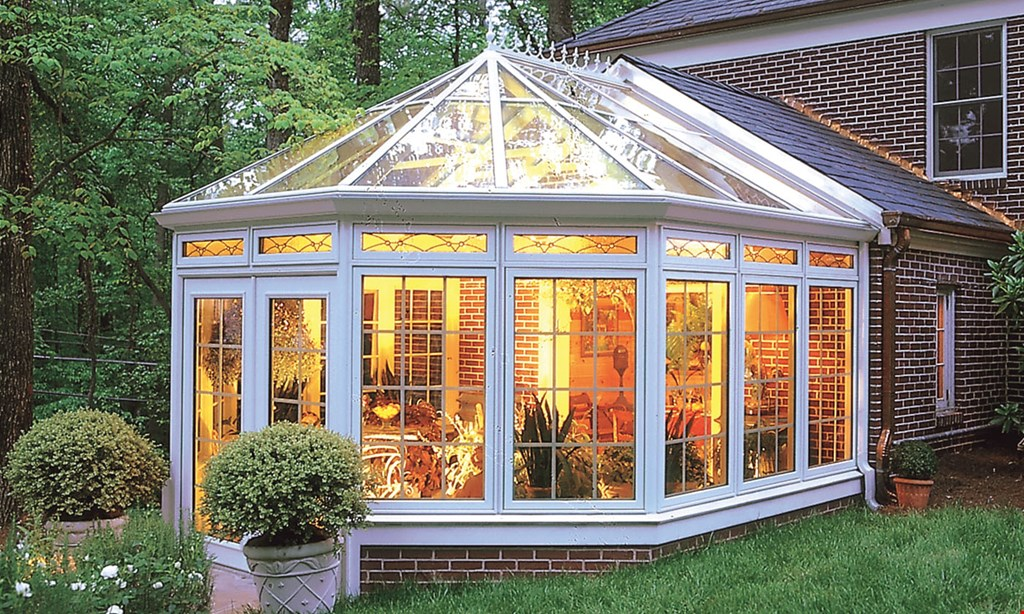Product image for Four Seasons Sunrooms 4 SEASON ROOM FOR THE PRICE OF 3 SEASON ROOM! FREE GLASS UPGRADE! FREE INSTALLATION!