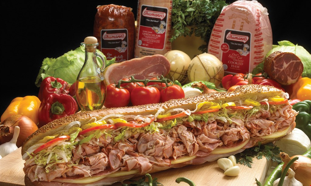 Product image for Primo Hoagies 10% OFF TRAY ORDERS.