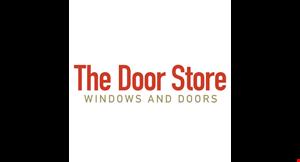 The Door Store logo