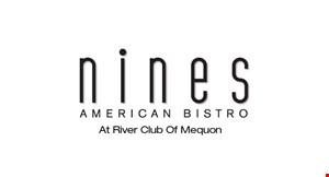 Nines American Bistro logo