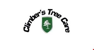 Climber's Tree Service logo