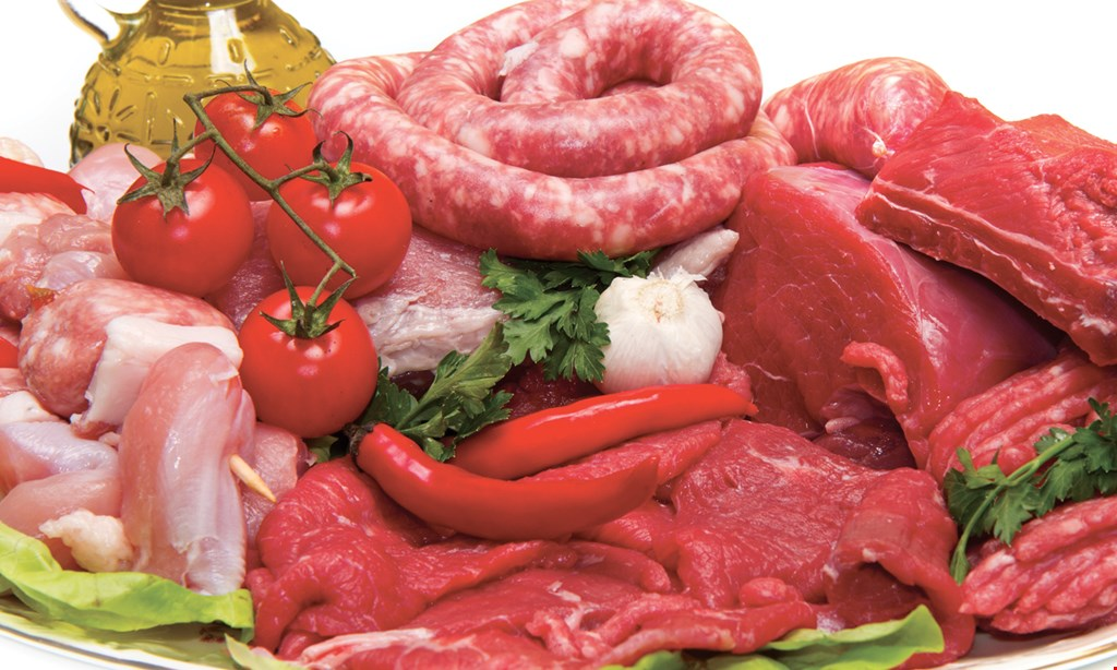 Product image for The Original Colonial Village Market $3.49 /lb. meatloaf mix beef - veal - pork