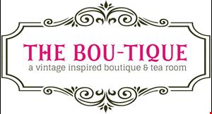 The Boutique logo