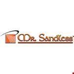 Mr. Sandless-Montgomery Co. logo