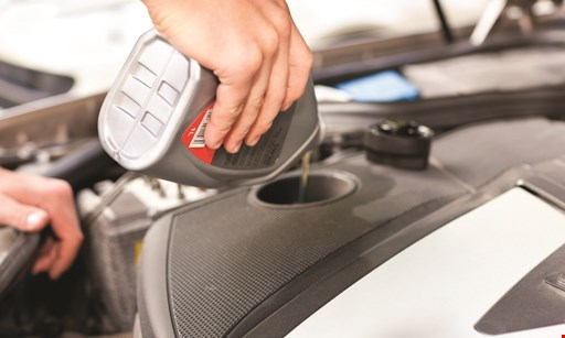 Product image for MIDAS Every oil Change tire rotation full synthetic $49.99 plus disposal fee.