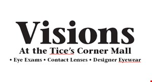 Visions  at  The  Tickets Corner Mall logo