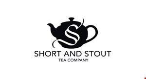 Short and Stout Tea Company logo