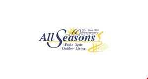 All Seasons Pools, Spas & Outdoor Living logo