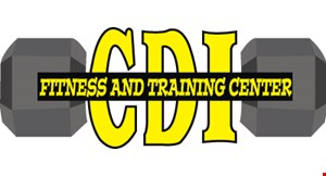 CDI Fitness and Training Center logo