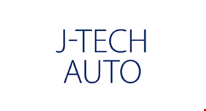 J-Tech Auto logo