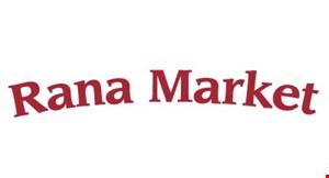 Rana Market logo