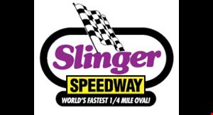 Slinger Speedway logo