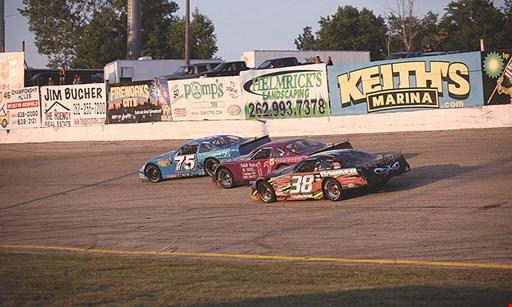 Product image for Slinger Speedway Free admission