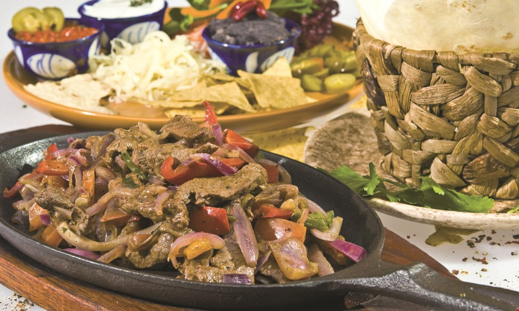 Product image for La Mexicana Only $7.95 Enchilada Platter, Chicken, Beef Or Cheese