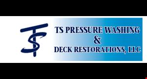 TS Pressure Washing & Deck Restorations, LLC logo