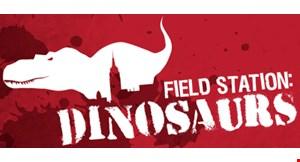 Field Station: Dinosaurs logo