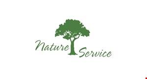 Nature Tree Service logo