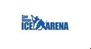 San Diego Ice  Arena logo