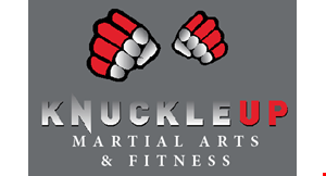 Knuckleup  Martial Arts logo