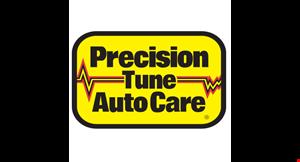 Precision Tune Up Auto Care logo
