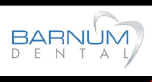 Barnum Dental logo